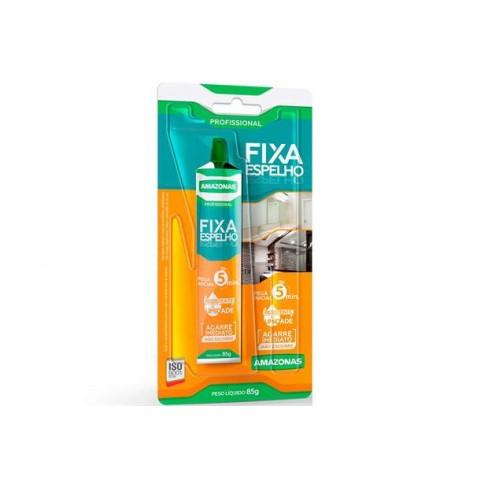 FIXA ESPELHO AMAZONAS 85G