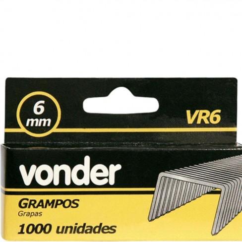 GRAMPO VONDER 6MM VR6