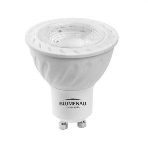 LAMPADA LED BLUMENAU MR16 GU10 6500K 5W