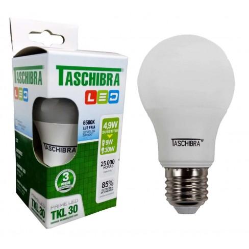 LAMPADA TASCHIBRA LED TKL30 4,9W 6500K