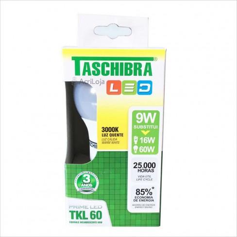 LAMPADA TASCHIBRA LED TKL60 3000K