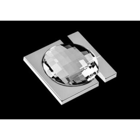 PUXADOR ZEN GIOIELLO ZP1005 16MM DIAMOND