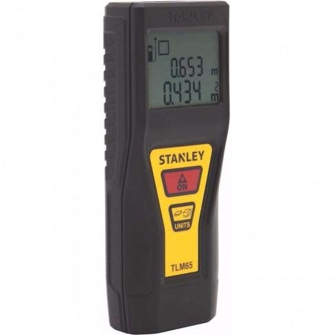 TRENA STANLEY LASER TLM65 20 METROS